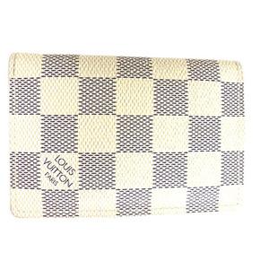 ルイ・ヴィトン(Louis Vuitton) ダミエアズール オーガナイザードゥポッシュ N61727 al378