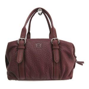 Loewe Women's Leather Handbag Brown