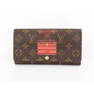 ルイ・ヴィトン(Louis Vuitton) M60415 メンズ,レディース モノグラム 財布(二つ折り)