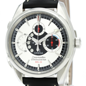 Omega Seamaster Automatic Stainless Steel Men's Sports Watch 2813.30.81
