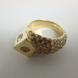 Auth Louis Vuitton Ring M68054 za28