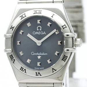 OMEGA Constellation Steel Quartz Ladies Watch 1572.40