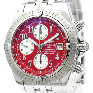 BREITLING Chronomat Evolution Steel Automatic Watch A13356