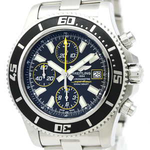 Breitling Superocean Automatic Stainless Steel Men's Sports Watch A13341