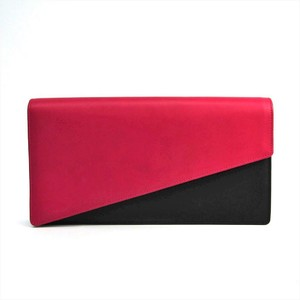 Saint Laurent 318026 Leather Clutch Bag Pink,Black