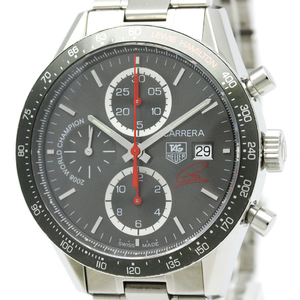 Tag Heuer Carrera Automatic Stainless Steel Men's Sports Watch CV201M