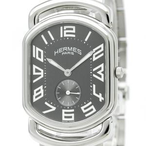 Hermes Rally Quartz Stainless Steel Men's Dress Watch RA1.810