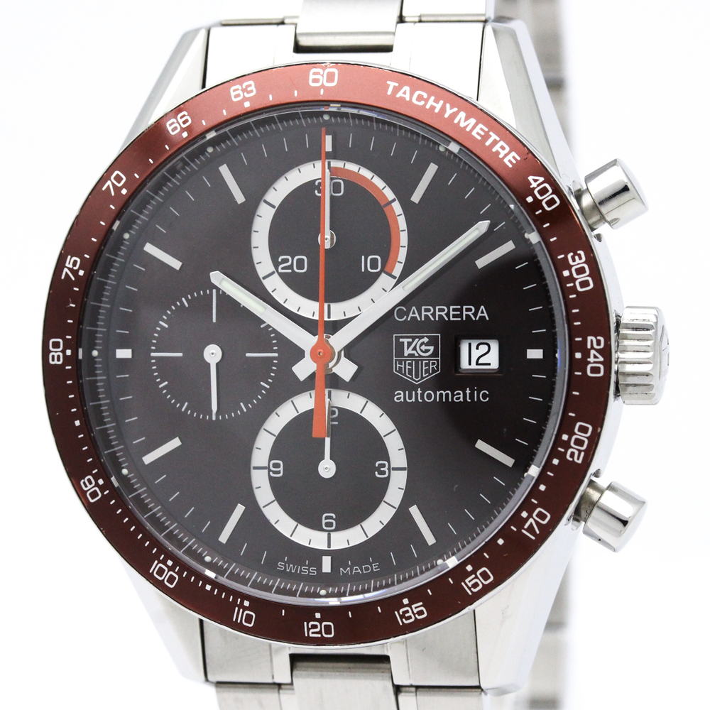 Tag Heuer Carrera Automatic Stainless Steel Men's Sports Watch CV2013