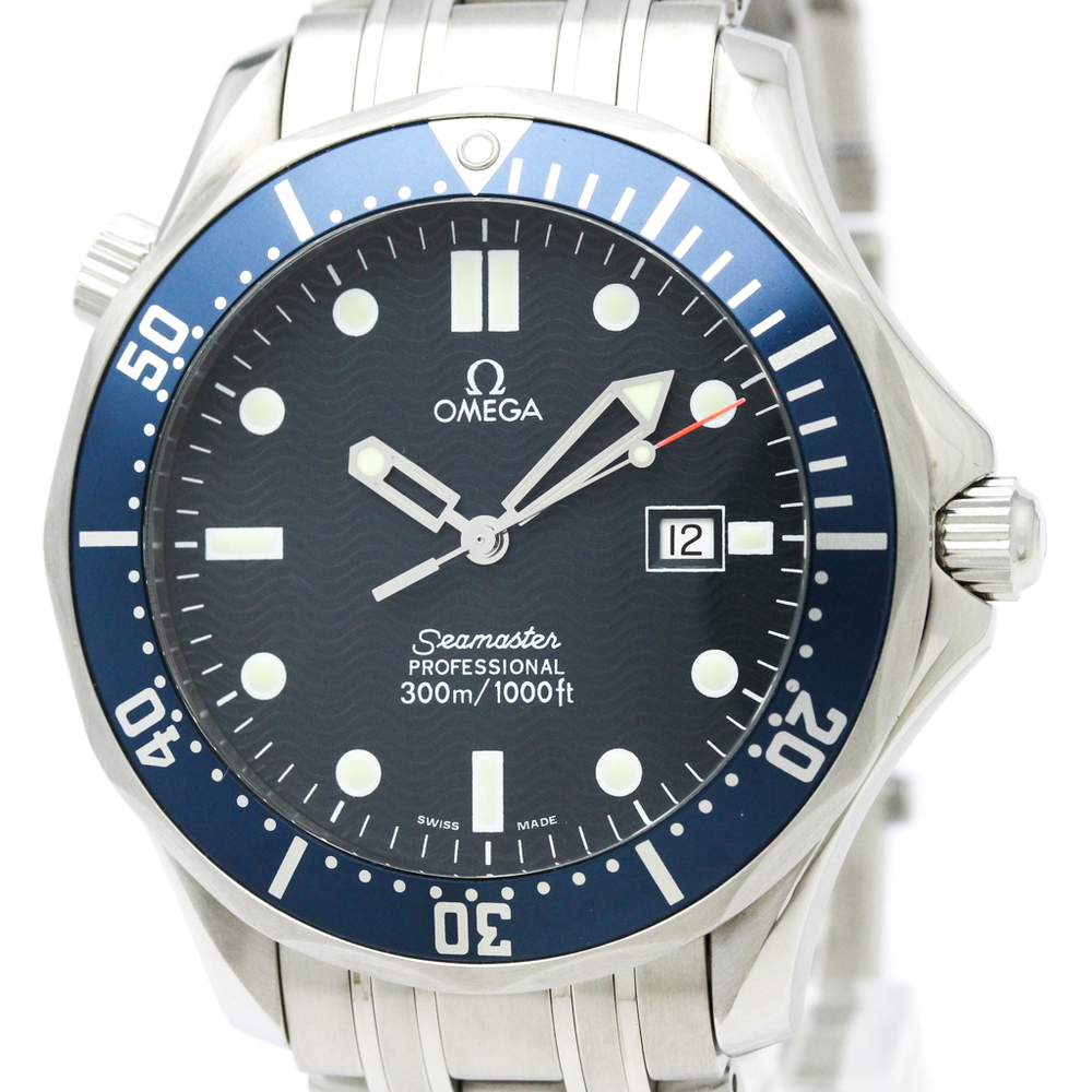 OMEGA Seamaster Professional 300M Quartz Mens Watch 2541.80