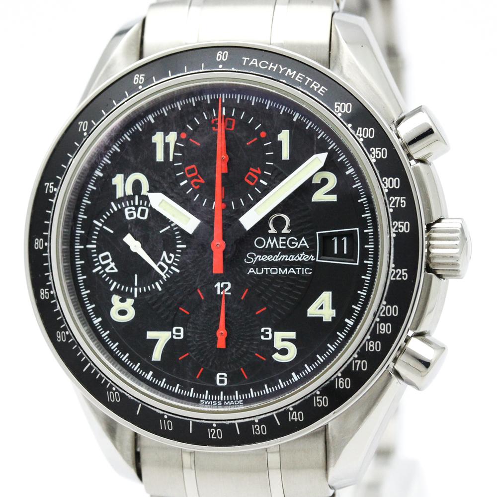OMEGA Speedmaster Mark 40Steel Automatic Mens Watch 3513.53