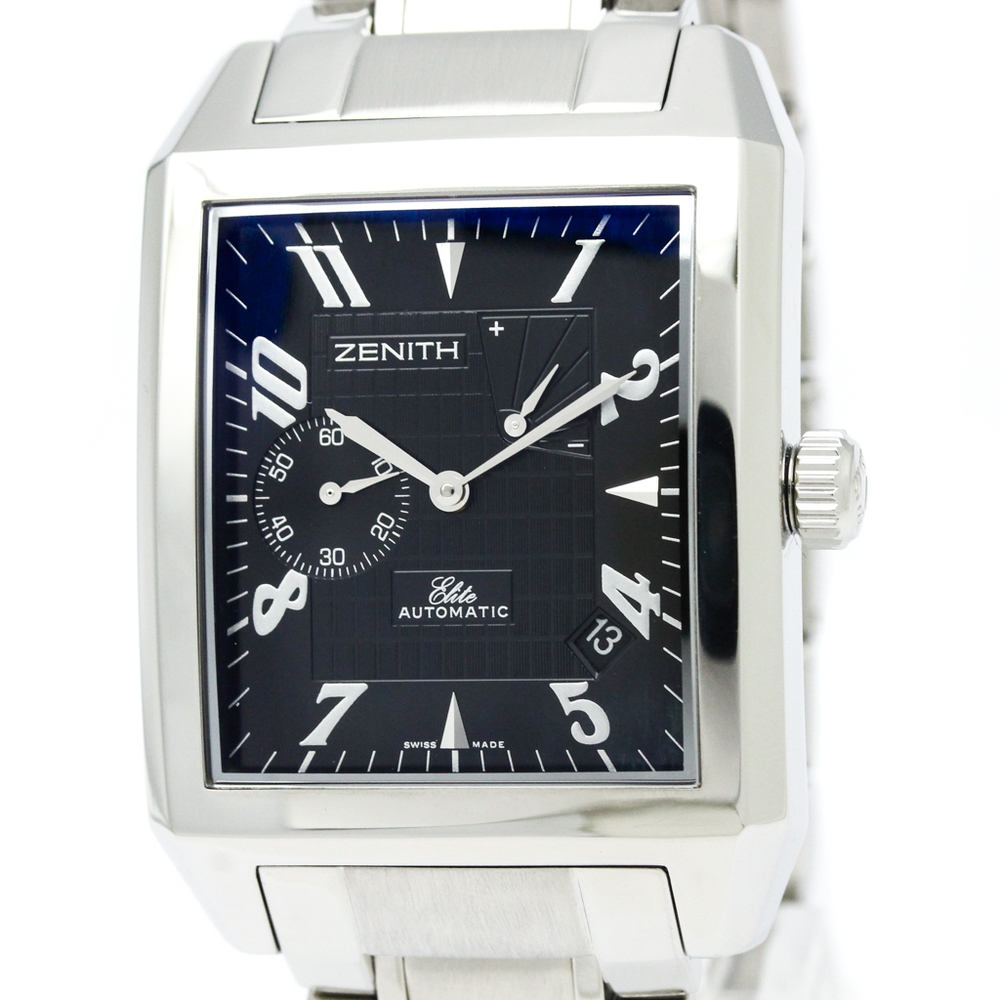 Zenith Port-Royal Automatic Stainless Steel Men's Sports Watch 03.0550.685