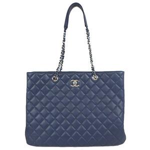 シャネル(Chanel) マトラッセ チェーントートバッグ al648