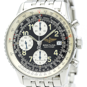 Breitling Navitimer Automatic Stainless Steel Men's Sports Watch A13022.1