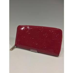 Louis Vuitton Zippy · Wallet Purse Verni Rose Andy An M 91597