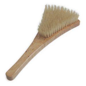 Hermes Wood Accessory Beige brush