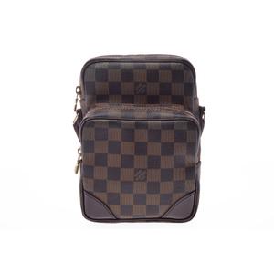 ルイ・ヴィトン(Louis Vuitton) ダミエ アマゾン N48074 レディース ショルダーバッグ エベヌ
