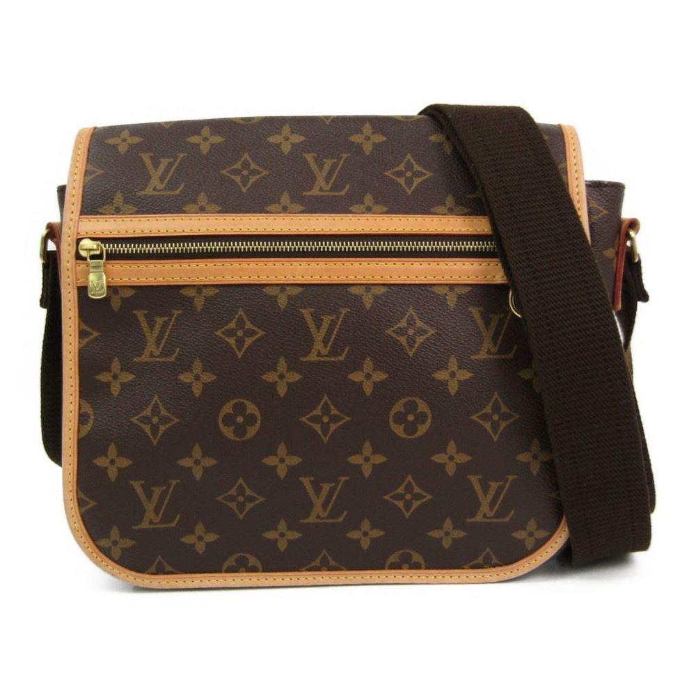 1c954e85175d Louis Vuitton Monogram Messenger PM Bosphore M40106 Shoulder Bag Monogram