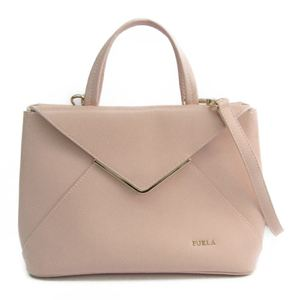 Furla Women's Leather Handbag Light Pink
