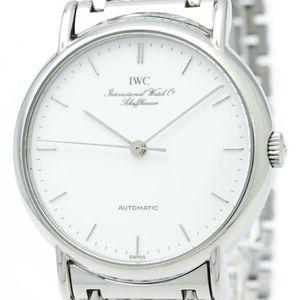 IWC Portofino Automatic Stainless Steel Men's Dress Watch IW3514
