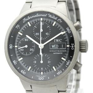 IWC GST Automatic Titanium Men's Sports Watch IW370703