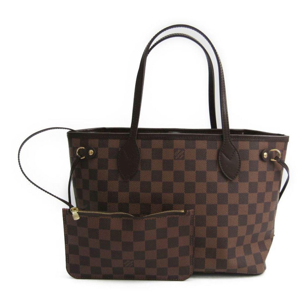 e4533cd5e Louis Vuitton Damier Neverfull PM N41359 Women's Tote Bag Ebene ...