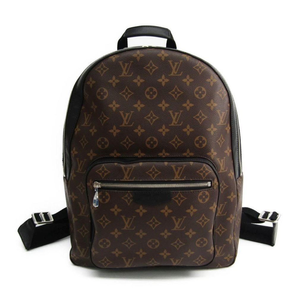 cc10b65979a6 Louis Vuitton Monogram Macassar JOSH M41530 Men s Backpack Monogram Macassar