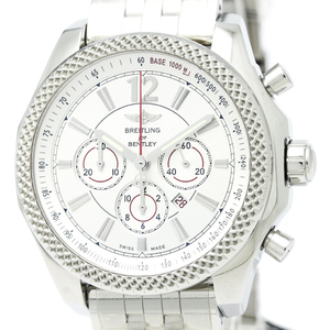Breitling Bentley Automatic Stainless Steel Men's Sports Watch A41390