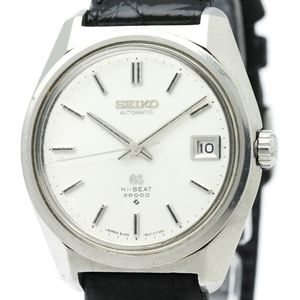 GRAND SEIKO Hi-Beat 36000 Steel Automatic Watch 6145-8000
