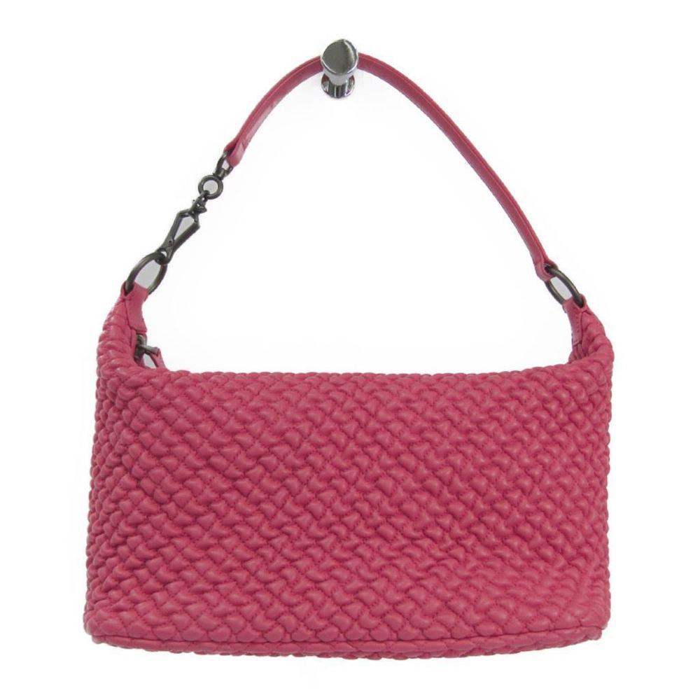 ボッテガ・ヴェネタ(Bottega Veneta) 239988 レザー ハンドバッグ ピンク