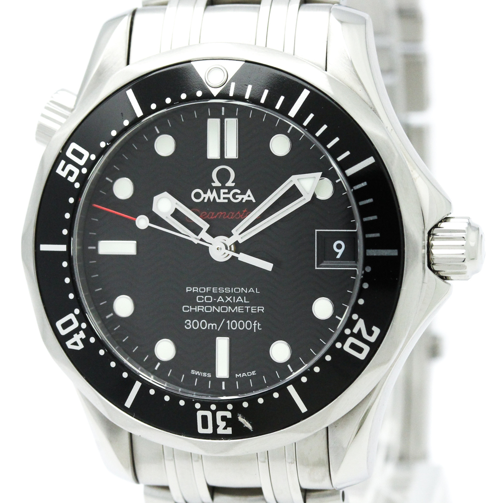 Omega Seamaster Automatic Stainless Steel Men's Sports Watch 212.30.36.20.01.002