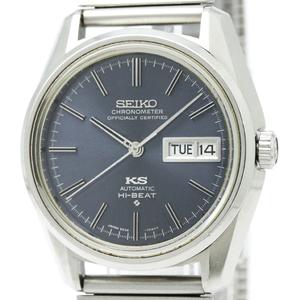 Seiko King Seiko Automatic Stainless Steel Men's Dress Watch 5626-7040