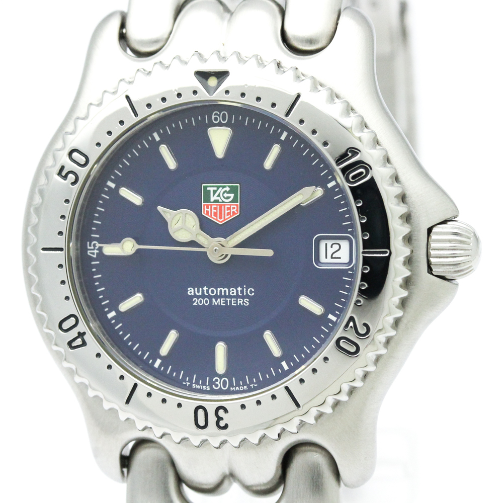 Tag Heuer Sel Automatic Stainless Steel Men's Dress Watch S89.706