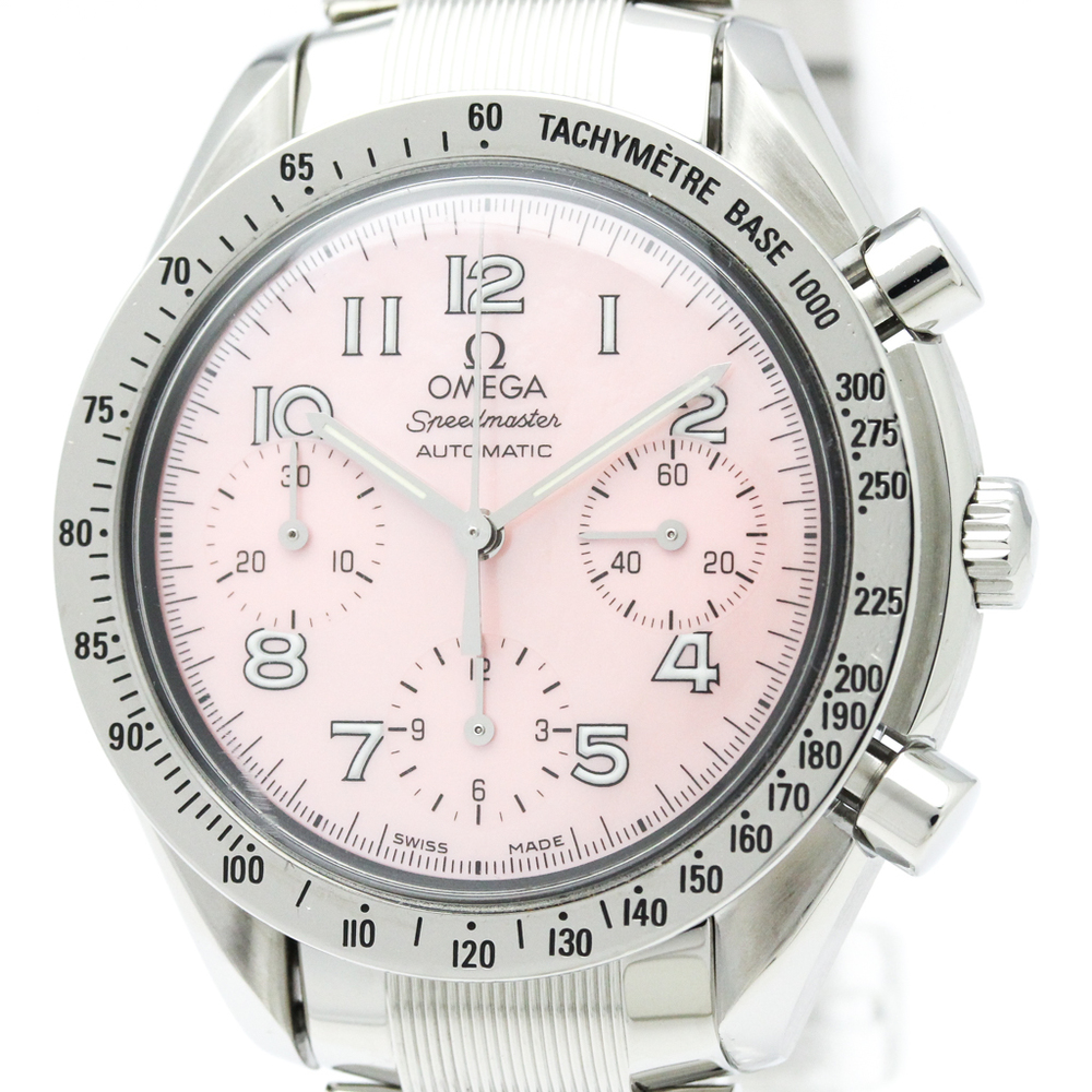 Omega Speedmaster Automatic Stainless Steel Women's Sports Watch 3502.78