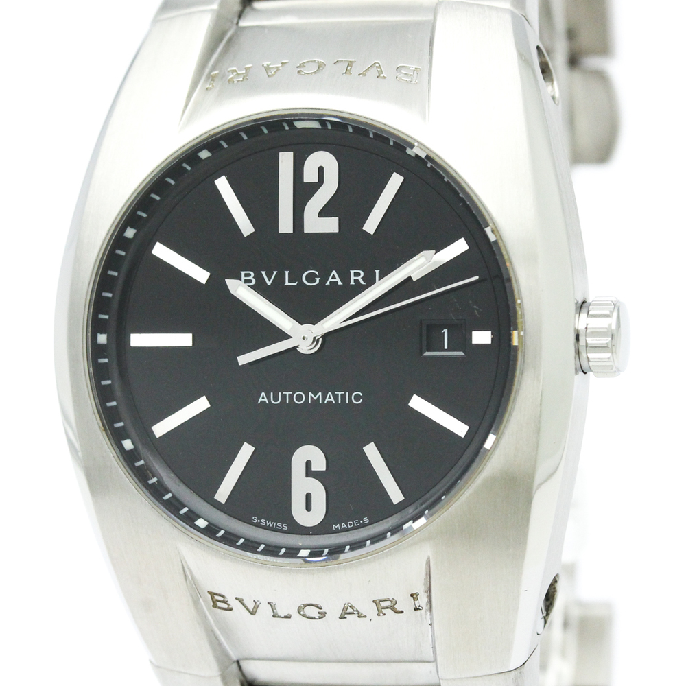 Bvlgari Ergon Automatic Stainless Steel Men's Dress Watch EG40S