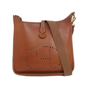 Auth Hermes Evelyne Shoulder Bag am134