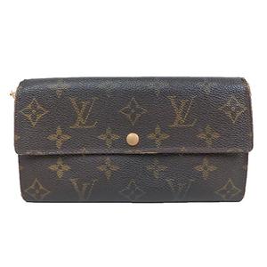 ルイ・ヴィトン(Louis Vuitton) モノグラム ポシェットポルトモネクレディ M61725