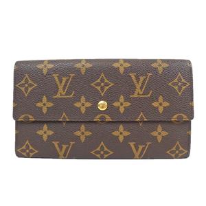 ルイ・ヴィトン(Louis Vuitton) モノグラム ポルトトレゾールインターナショナル M61215 長財布