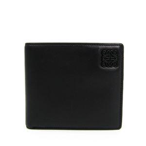 Loewe 109.80.501 Men's  Wallet (bi-fold) Black,Navy