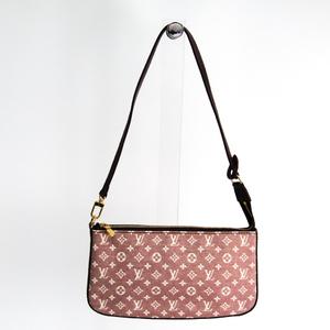 Louis Vuitton Monogram Idylle Pochette Accessoires M60484 Women's Handbag Sepia