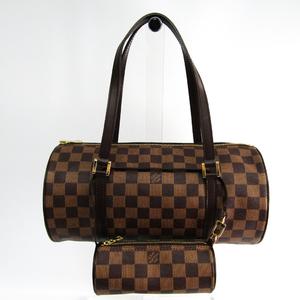 Louis Vuitton Damier Papillon 30 N51303 Women's Handbag Ebene