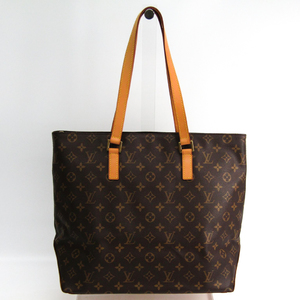 Louis Vuitton Monogram Cabas Mezzo M51151 Women's Tote Bag Monogram