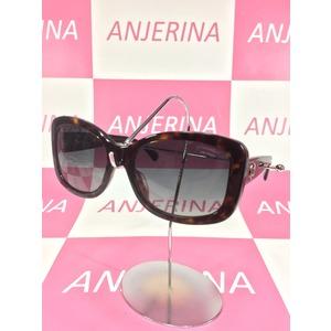 Chanel Coco Women,Girls Sunglasses Dark Brown CoCo mark sunglasses 5322-A
