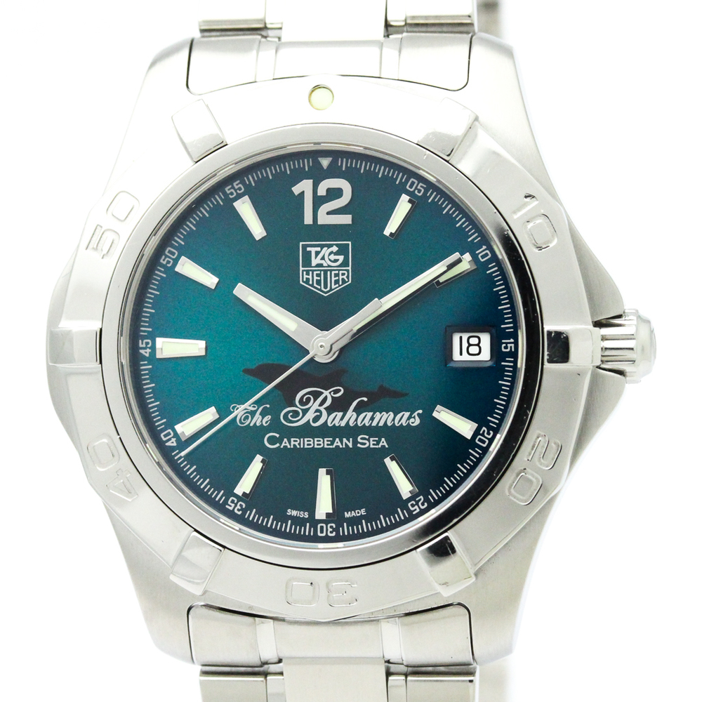 Tag Heuer Aquaracer Automatic Stainless Steel Men's Sports Watch WAF211R