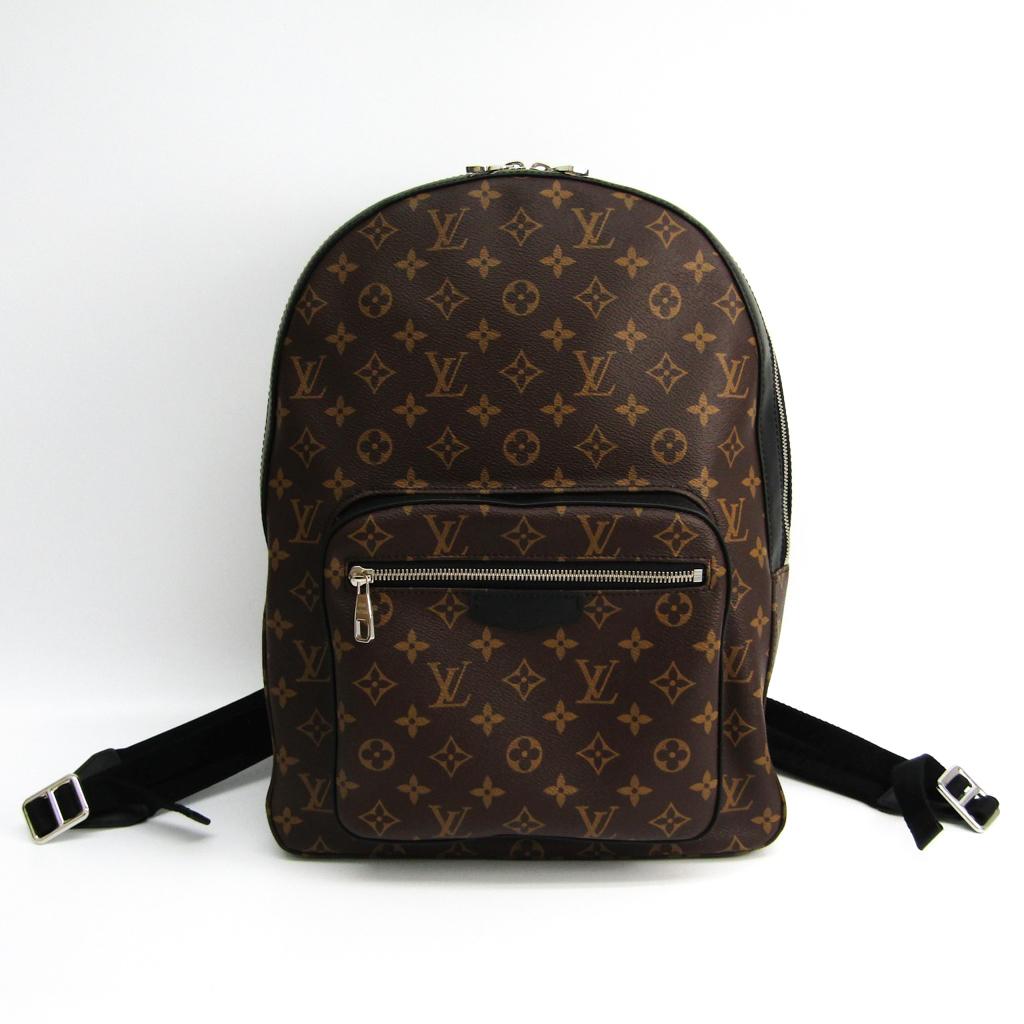 3a0f692a76c1 Louis Vuitton Monogram Macassar JOSH M41530 Backpack Monogram Macassar  BF321996
