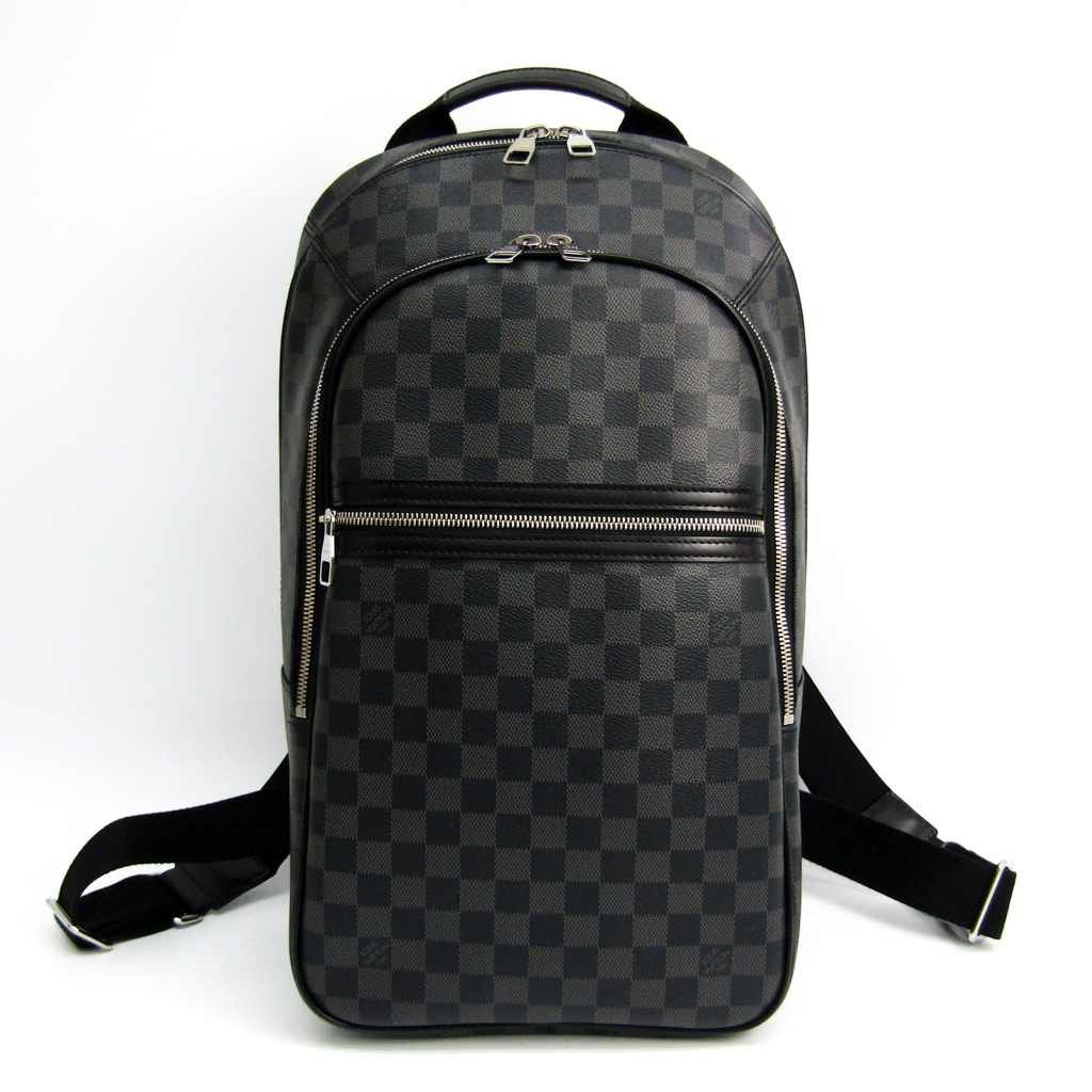 cdc62aea57a Black Louis Vuitton Backpack Mens - Ken Chad Consulting Ltd