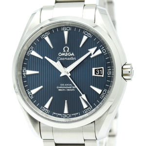 Omega Seamaster Automatic Stainless Steel Men's Sports Watch 231.10.42.21.03.001