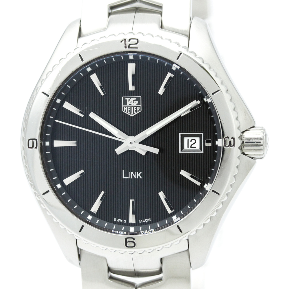 Tag Heuer Link Automatic Stainless Steel Men's Sports Watch WAT1110