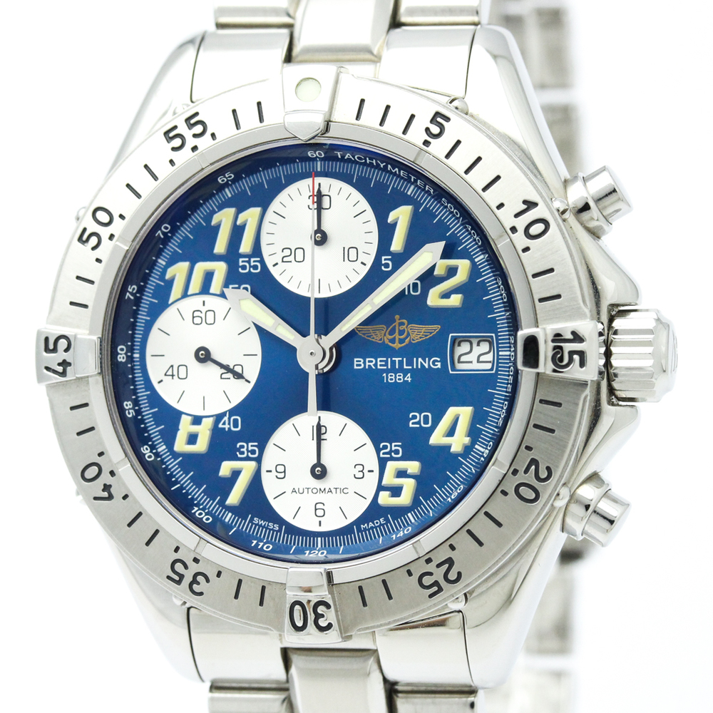 Breitling Colt Automatic Stainless Steel Men's Sports Watch A13335