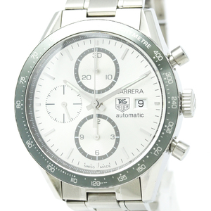 Tag Heuer Carrera Automatic Stainless Steel Men's Sports Watch CV2011