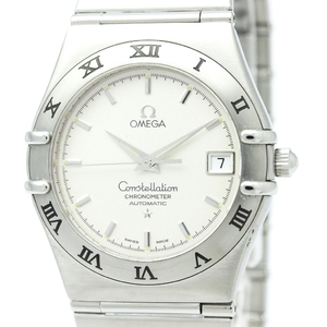 Omega Constellation Automatic Stainless Steel Dress Watch 1502.30
